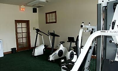 Fitness Weight Room, 605 Masterson Pass, 2