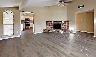 Living Room, 4063 Lost Oak Dr, 2