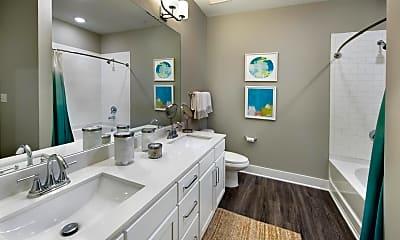 Bathroom, Cortland at The Battery Atlanta, 2