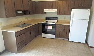 Kitchen, 1283 Thomas Dr, 1
