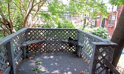 Patio / Deck, 925 S 59th St, 2