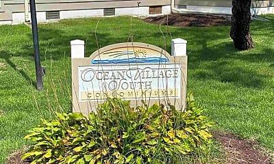 Community Signage, 169 N Basin Dr, 2