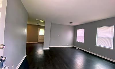 Living Room, 6335 N East Park View St, 1