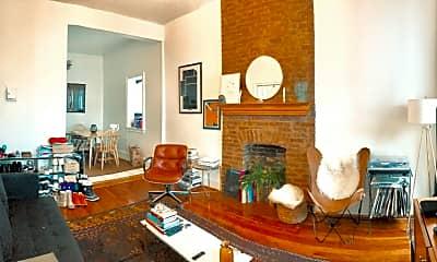 Living Room, 411 6th St, 2