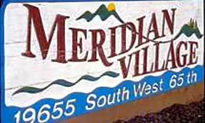 Meridian Village, 0