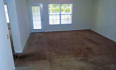 Living Room, Woodland Heights, 1
