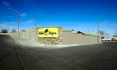 Community Signage, Aloha Vegas, 2
