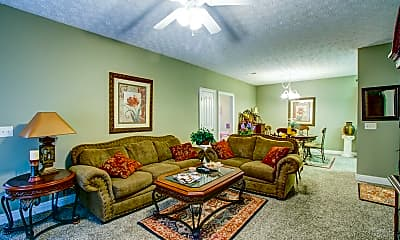 Living Room, Grand Reserve At Madison, 1