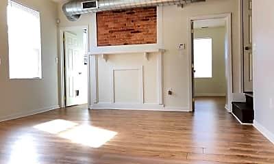 Living Room, 1200 Loraine St, 0