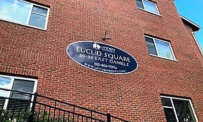 Euclid Square, 1