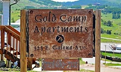 Community Signage, 325 E Galena Ave 107, 0