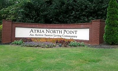 Atria North Point, 1