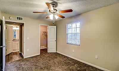 Bedroom, Pine Tree, 2