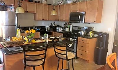 Kitchen, 16423 Rinaldi St   (SINGLE Room for Rent), 2