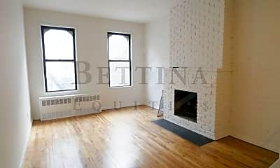 Living Room, 426 E 77th St, 1