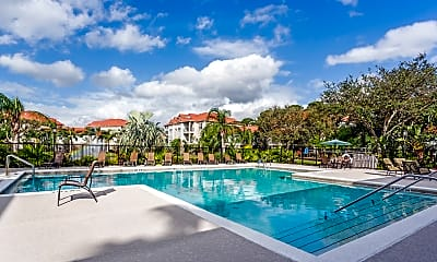 Pool, Westlake Apartment Homes, 1