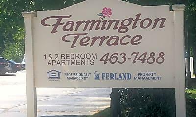 Farmington Terrace, 1