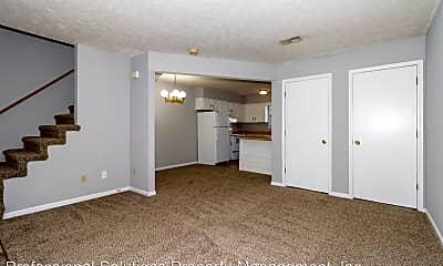Living Room, 417 Garden City Dr, 0