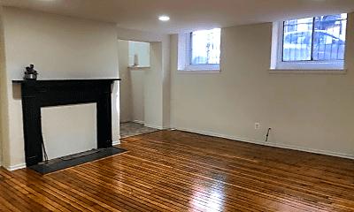 Living Room, 1010 Clinton St, 1