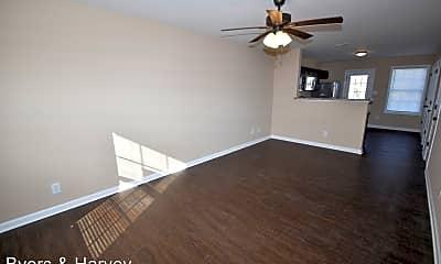 Living Room, 1110 Ashridge Drive, 1
