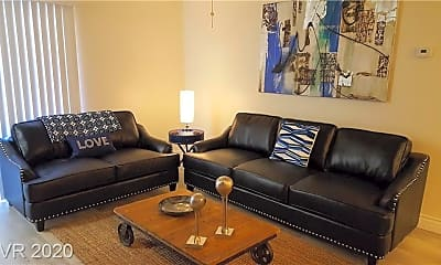 Living Room, 4200 S Valley View Blvd 2009, 0