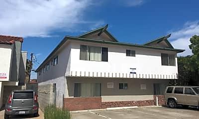 Building, 4542 Felton St, 1