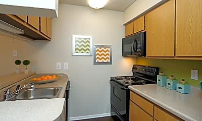 Kitchen, Horizons at Sunridge, 1