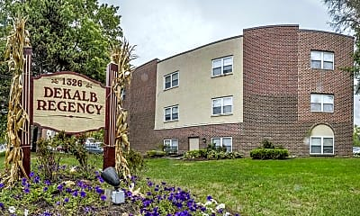 Building, Dekalb Regency, 0