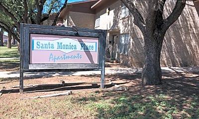 Santa Monica Place Apts, 1