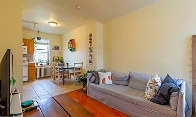 Living Room, 626 S 19th St 3F, 0
