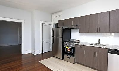 Kitchen, Pelham Court Apartments, 0