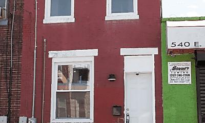 Building, 542 E Indiana Ave, 0