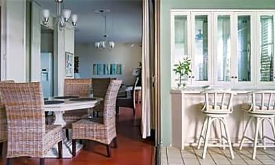 Dining Room, 4999 Kahala Ave 468, 1