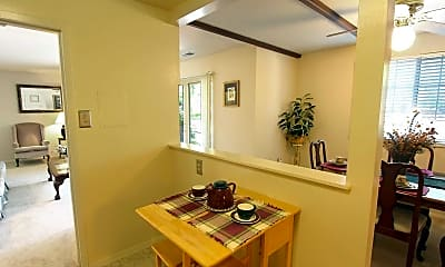 Dining Room, Village Square West, 2