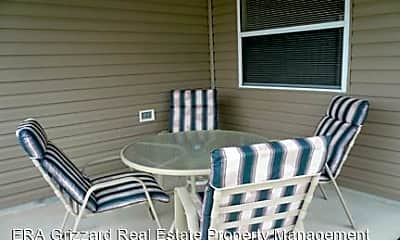 Patio / Deck, 1203 Mathews Ln, 2