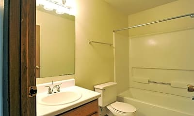 Bathroom, The Woods-Cabots Mill, 2
