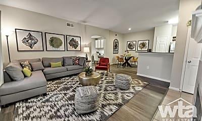 Living Room, 10801 Old Manchaca Rd, 1