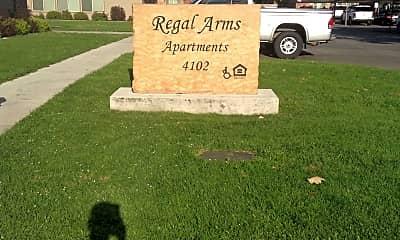 Regal Arms Apartments, 1