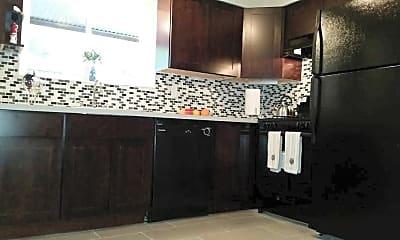 Kitchen, Delaview Apartments, 0