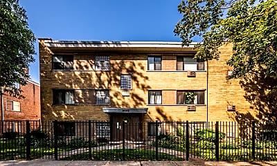 Building, 8342 S Ellis Ave, 2