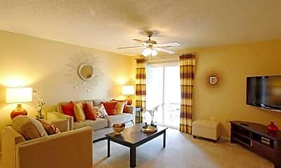 Living Room, The Trails at Short Pump, 1