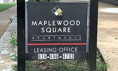Maplewood Square, 1