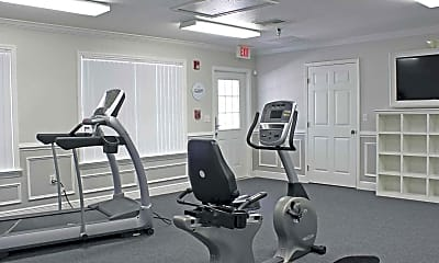 Fitness Weight Room, Goldelm at Sterling Pointe, 2