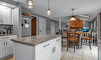 Kitchen, 59 Fawn Trail, 1