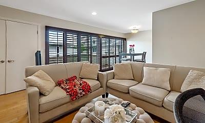 Living Room, 1720 Westcliff Dr, 0