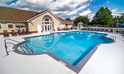 Pool, Thornberry Park Apartment Homes, 1