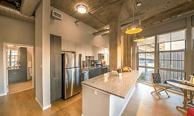 Kitchen, 160 Broadway, 0