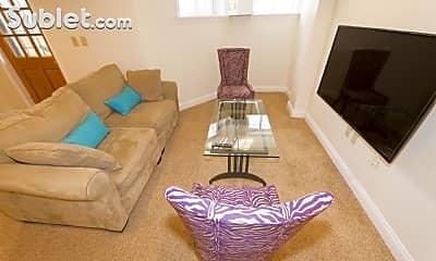 Living Room, 1348 Independence Ave SE, 1