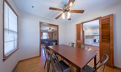 Dining Room, 9427 Connell, 1