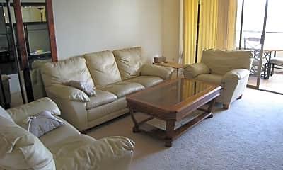 Living Room, 1717 Mott Smith Dr, 1